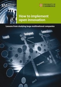 How to Implement Open Innovation big cover