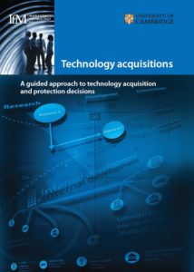 Technology Acquisitions big cover
