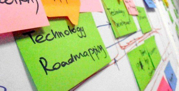 visualizing roadmaps