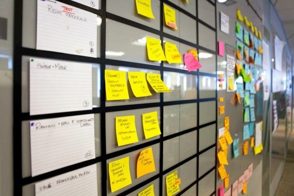 Agile project management in R&D