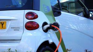 Electric car - emerging disruptive technologies