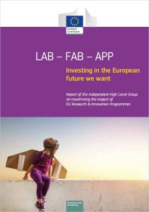 LAB-FAB-APP - Investing in the European future we want