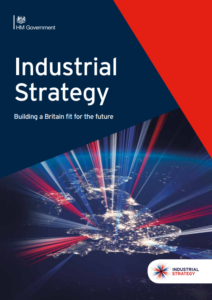 Industrial Strategy white paper