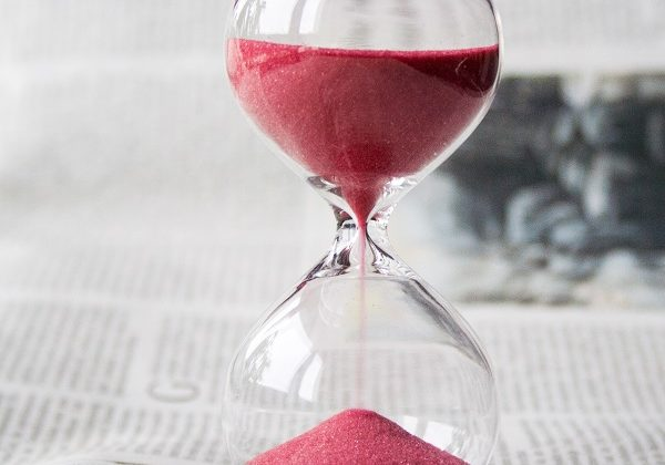 Hourglass - time in R&D