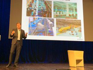 Sebastian Fixon's keynote on different innovation modes