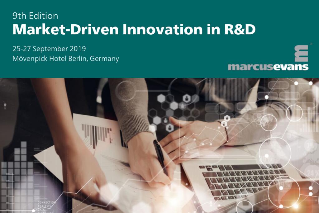 Market Driven Innovation in R&D