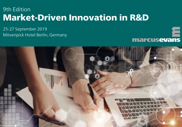 Market Driven Innovation in R&D