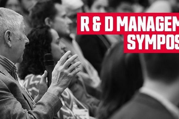R&D Management Sympoisum 2020