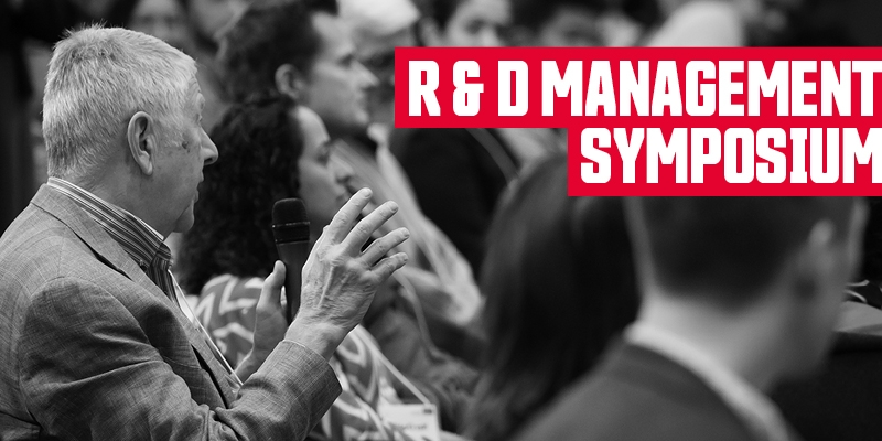R&D Management Sympoisum 2020