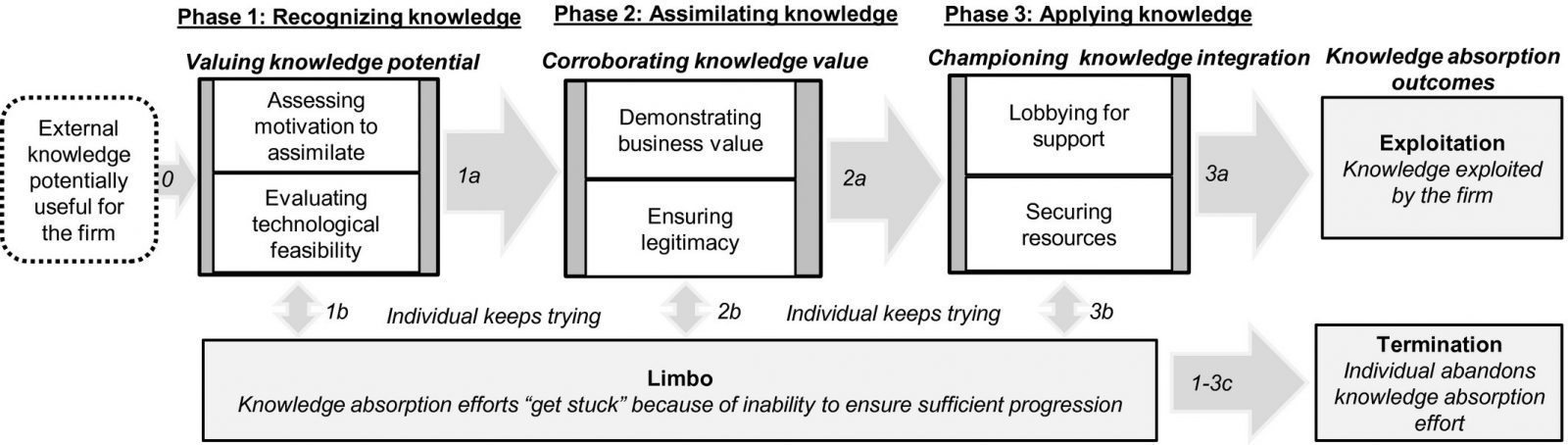 Absorbtive capacity Figure 2