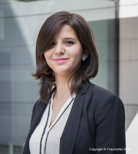 Cyrine Tangour - credit Fraunhofer IMW