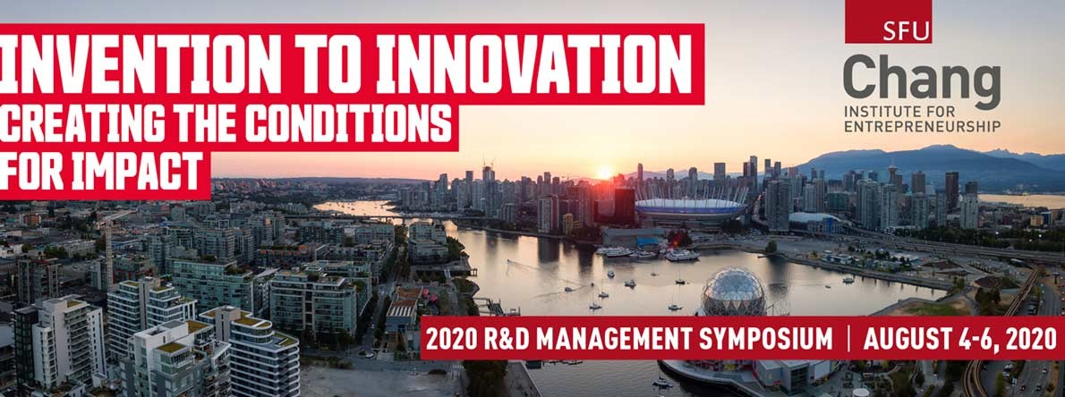 R&D Management Symposium 2020