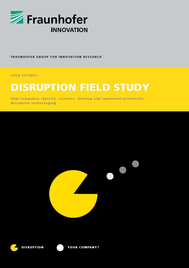 Disruption field study cover