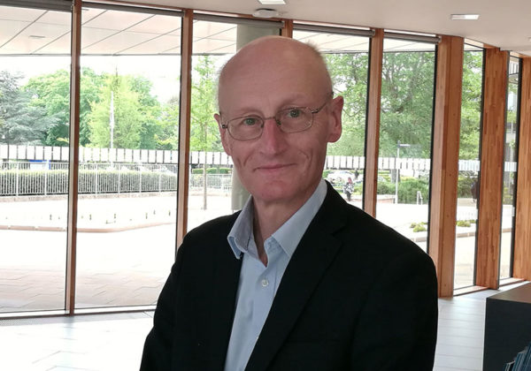 Mark Richardson, CEO of the National Biofilms Innovation Centre